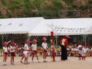 兎塚学園運動会