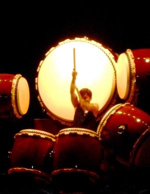 2008年グラミー賞受賞 太鼓奏者中村浩二氏