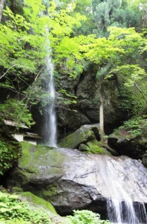 小代の吉滝