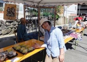 ハチ北温泉フリーマーケット