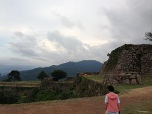天空の城 竹田城