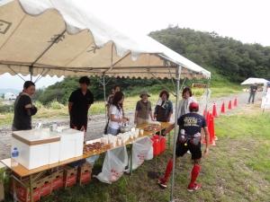 姫ボタル瀞川トレイルラン