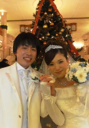 西垣篤志くん佳苗さん結婚式