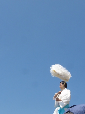 大本 鉢伏山祭典 ハチ北