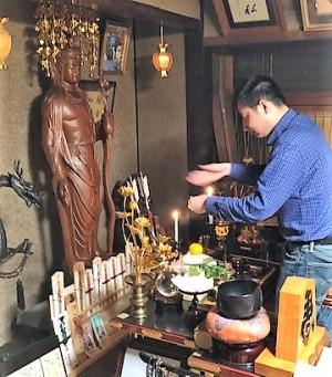 ハチ北お宿 よなごや shao Wen Rongです。