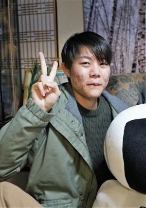 ●兵庫県加西市からお越しいただきました加藤様です。
